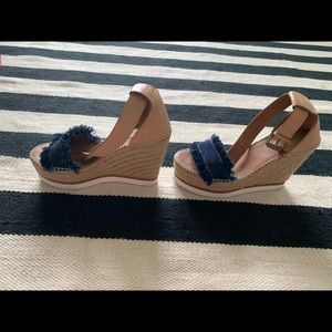 See by Chloe wedge  Size 38